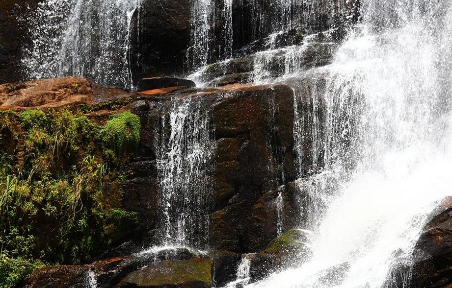 A Cachoeira dos Félix tem pousos na redondeza / Divulgação