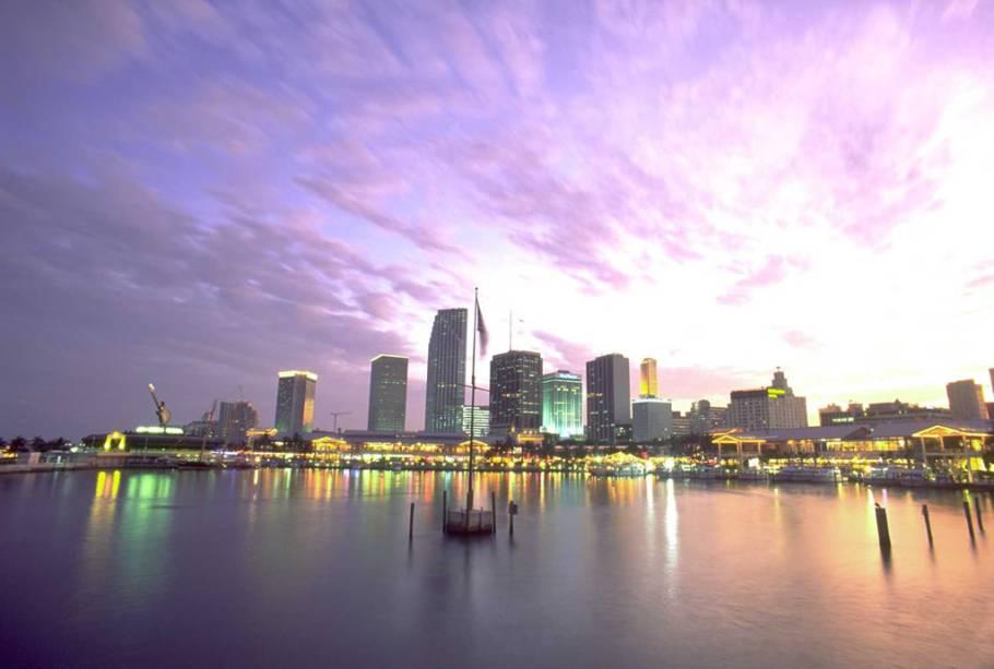 Downtown Bay, em Miami