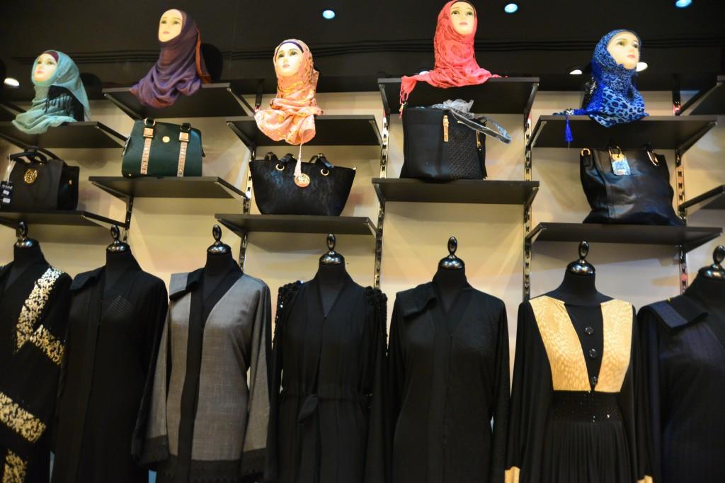 Moda chiquetê islâmica