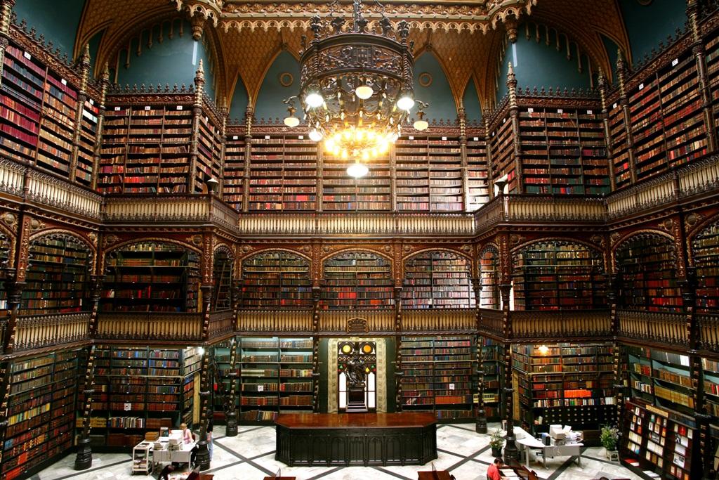 Real Gabinete Português de Leitura , Rio de Janeiro