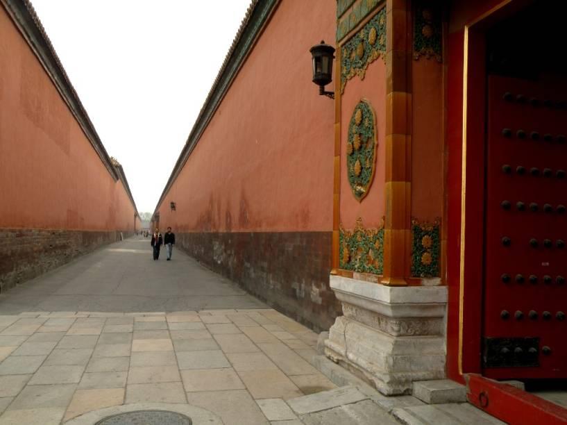 A Cidade Proibida foi a morada do derradeiro imperador da China, Pu Yi, uma história reconstruída na dramática fita de Bernardo Bertolucci que ganhou nove Oscars, incluindo o de melhor filme e diretor