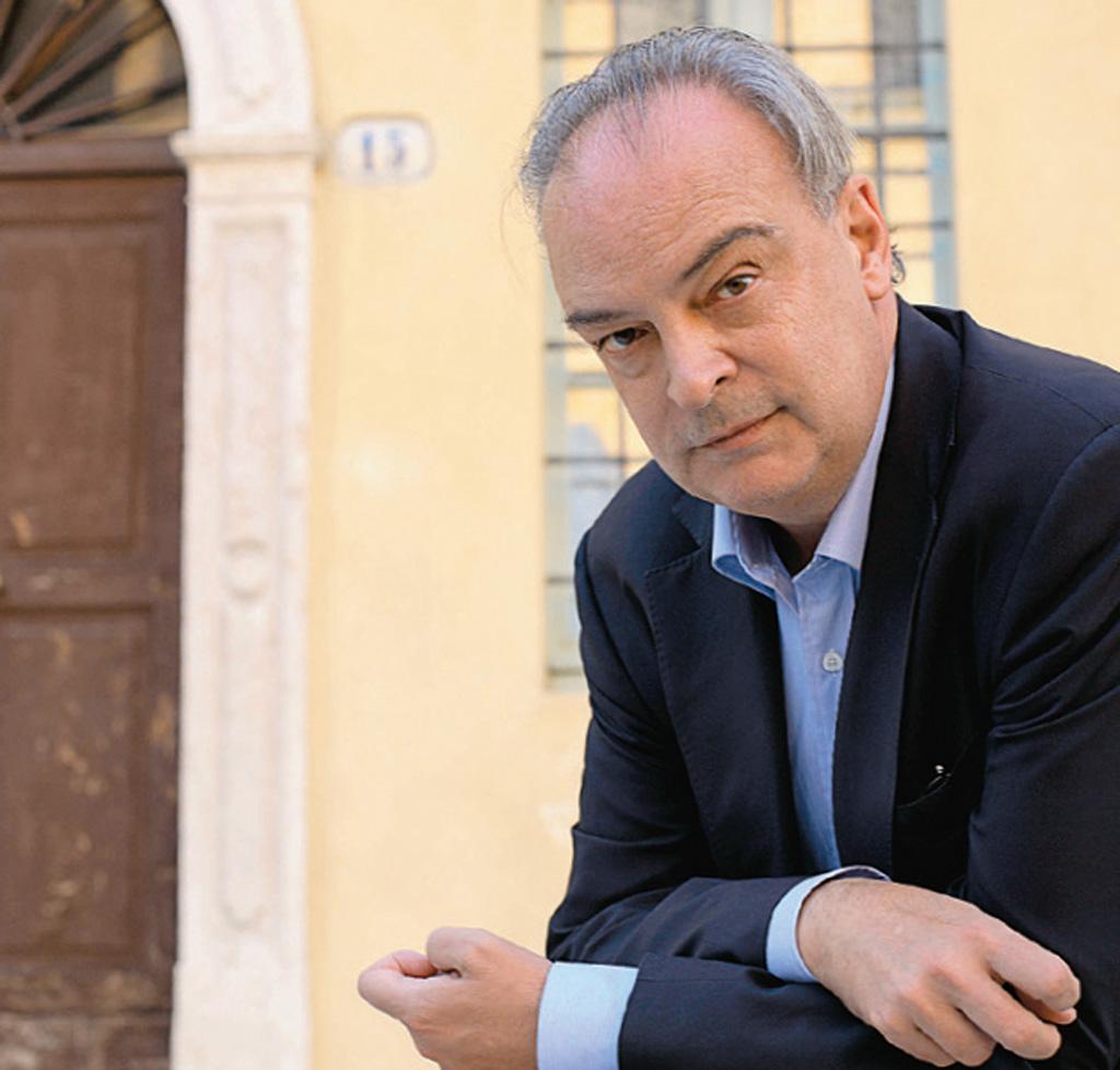 Escritor Enrique Vila-Matas