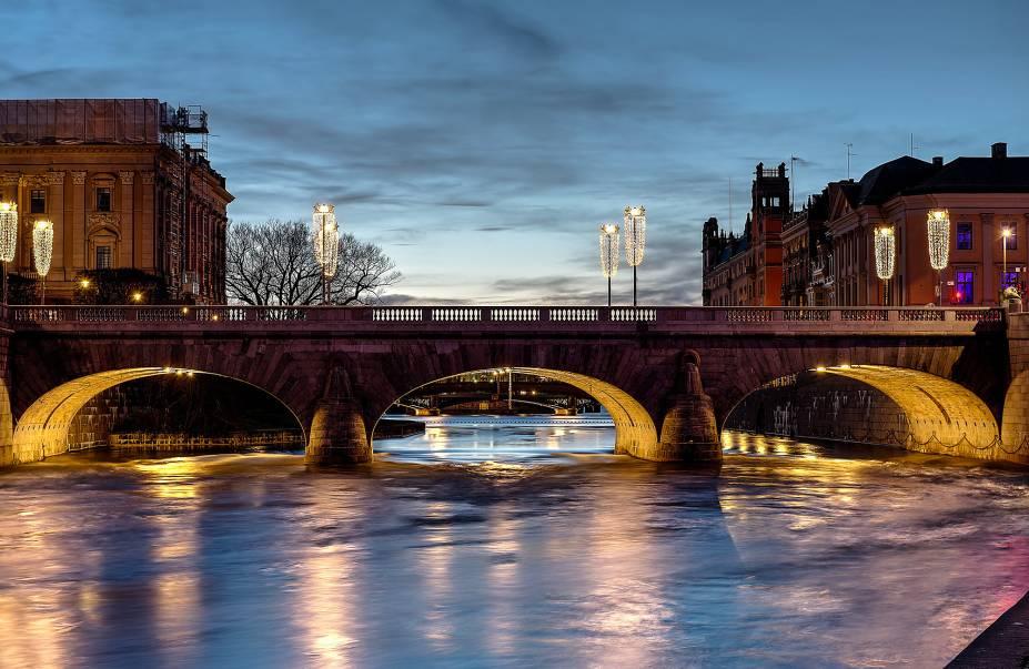 Ponte na Cidade Velha