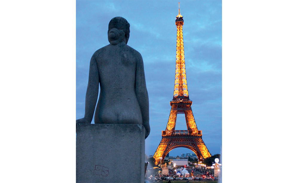 Torre Eiffel, França
