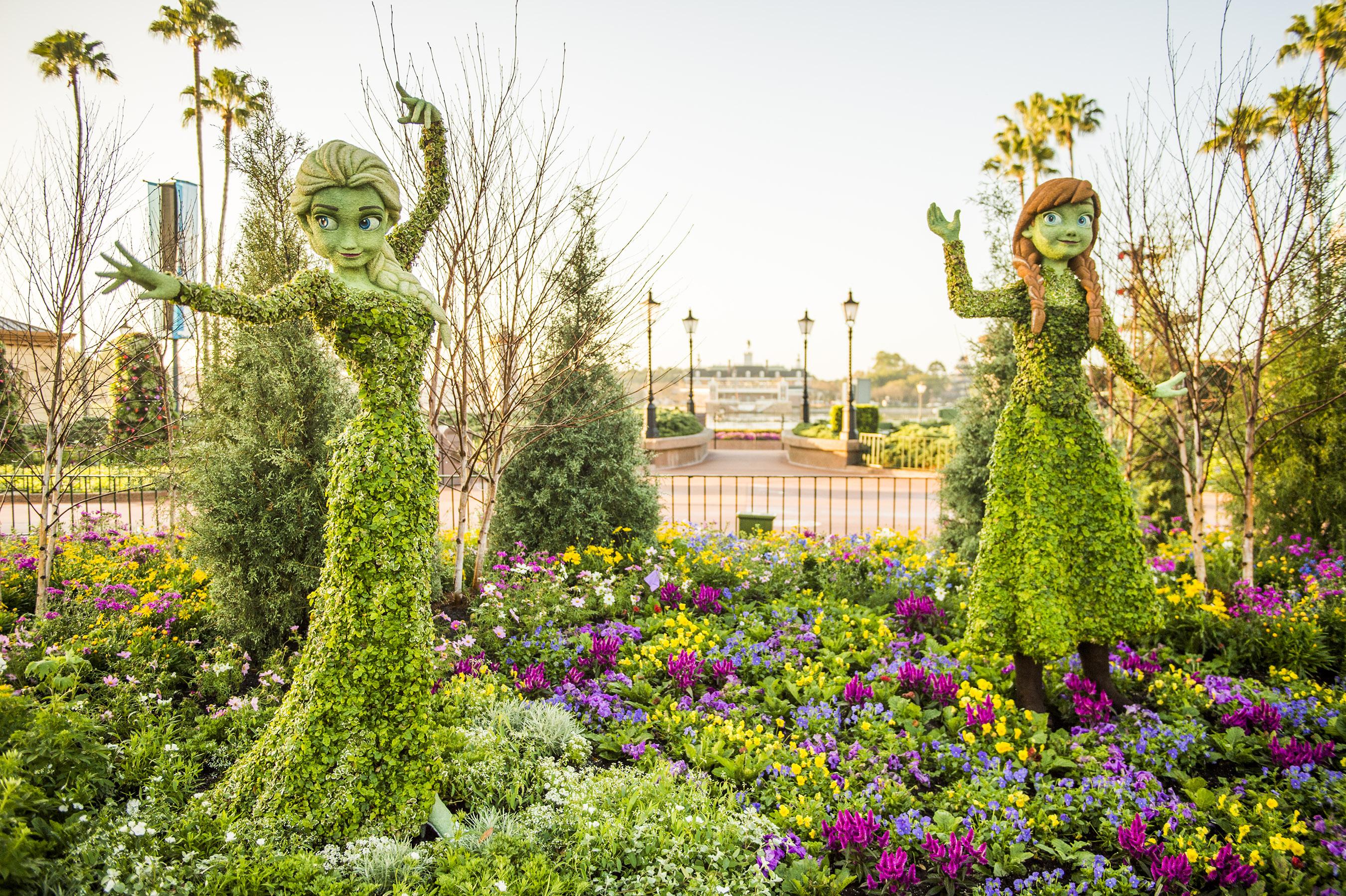Disney's Flower & Garden Festival