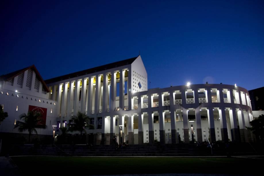O Centro Dragão do Mar de Arte e Cultura é o principal espaço de cultura de Fortaleza (CE) e abriga um complexo que contém: teatro, Museu de Arte Contemporânea, o Memorial da Cultura Cearense, um planetário e salas de cinema