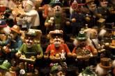 Na Alemanha, os rauenchermännchen são bonecos porta-incenso / Divulgação