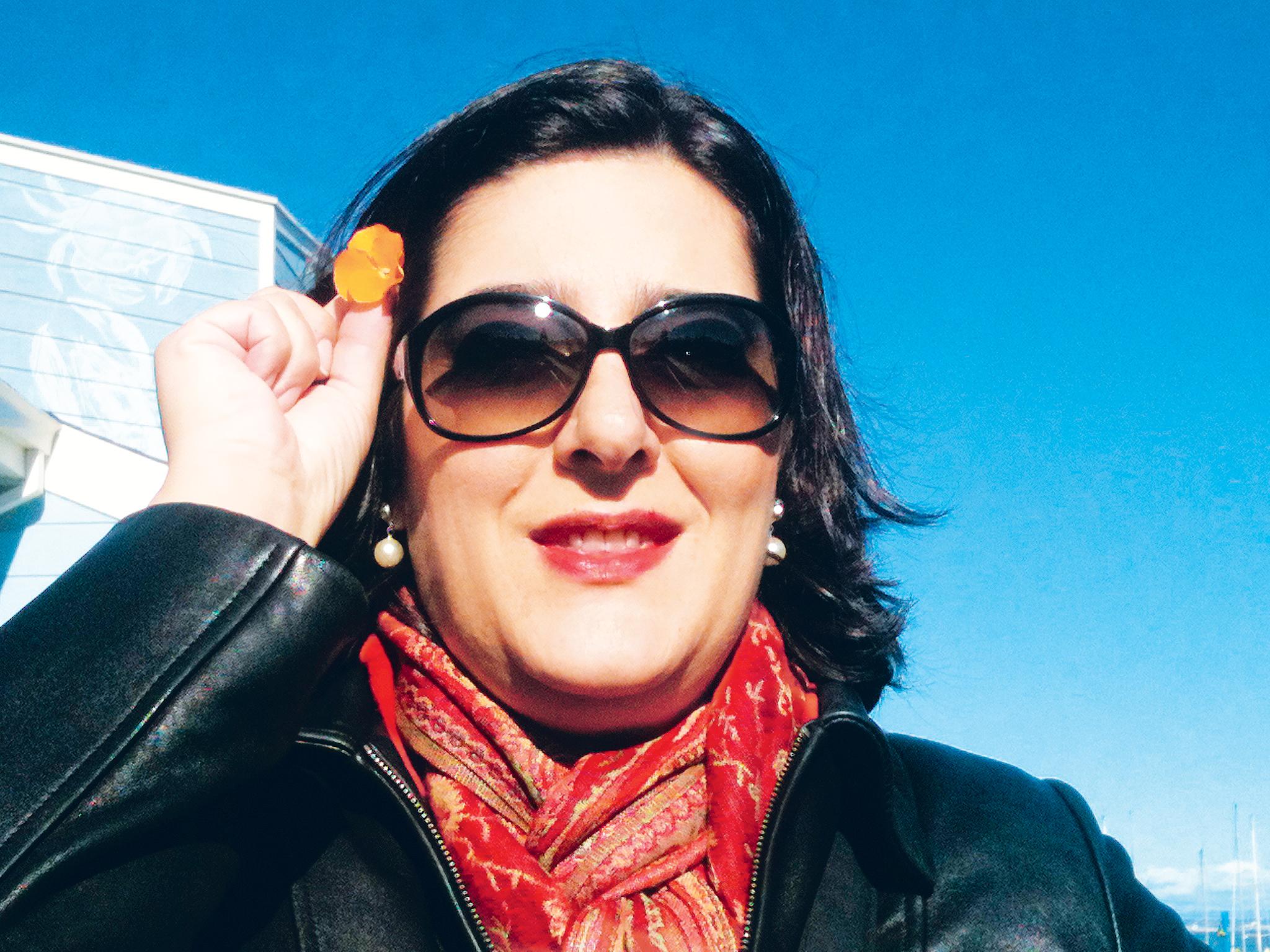 Gabriela Erbetta entrou na Laselva, seguiu até o caixa, abriu a bolsa e... (foto: arquivo pessoal)