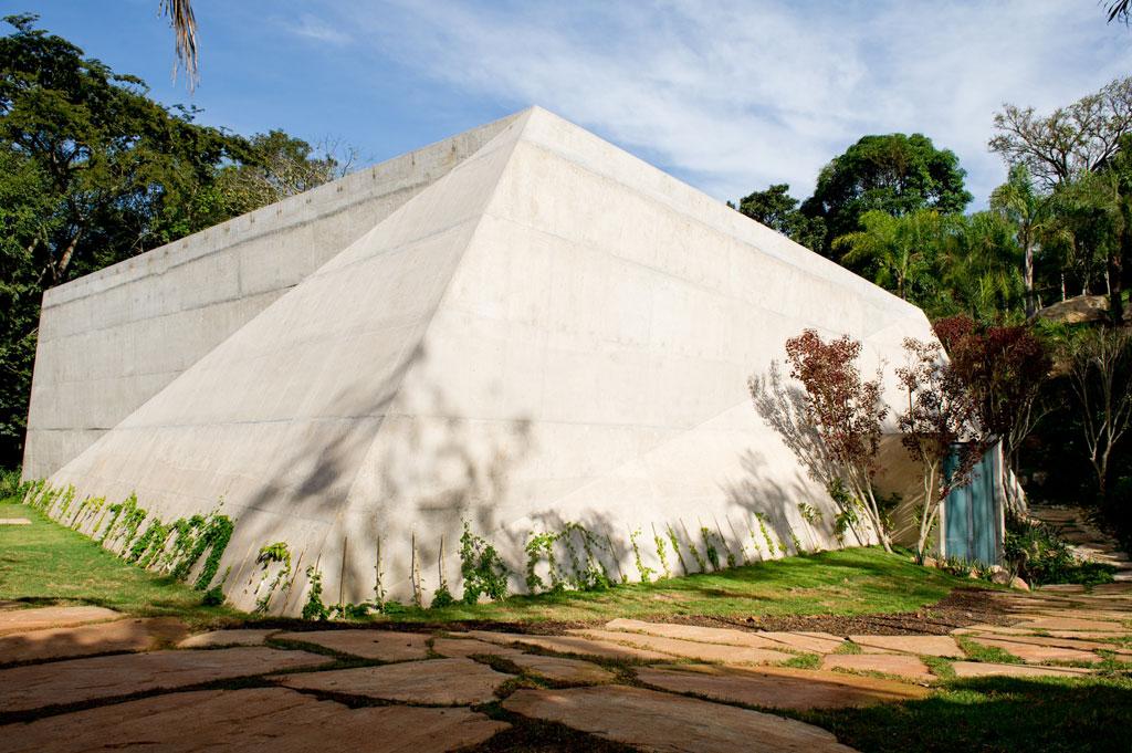 Galeria Lygia Pape, em Inhotim, Brumadinho (MG)