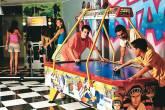 Sala de jogos do Costão do Santinho, em Florianópolis, Santa Catarina