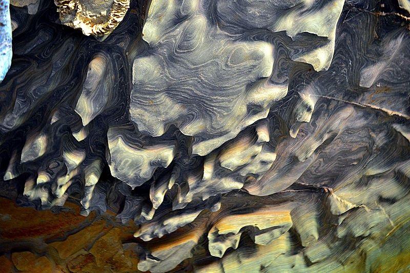 Gruta da Lapinha: principal atração do Parque Estadual do Sumidouro. Foto: BPRafael/Wikimedia Commons