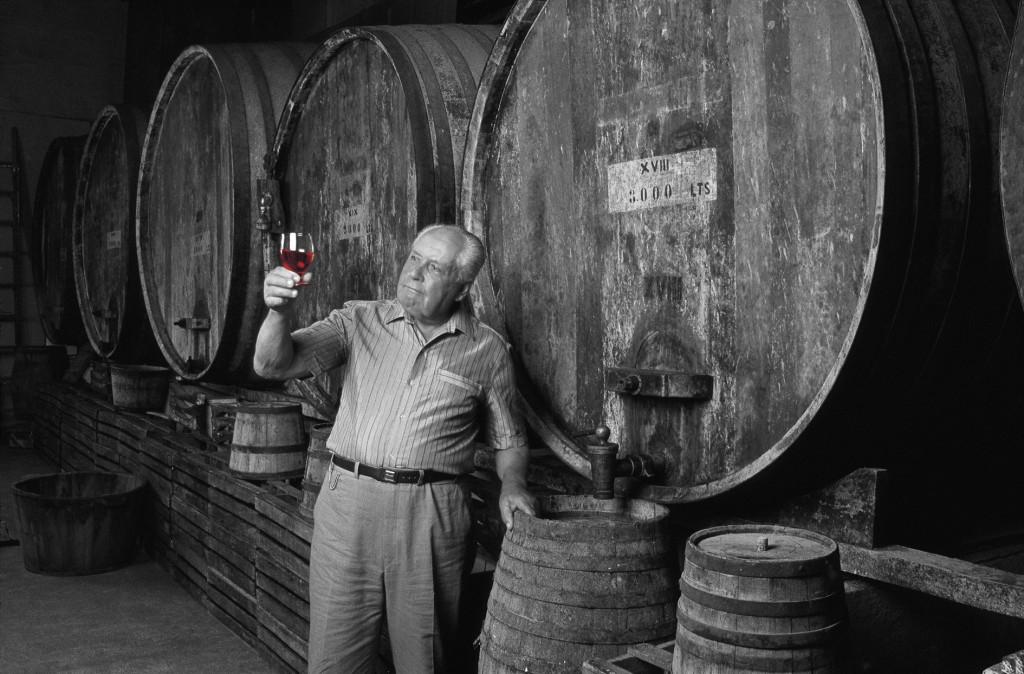 Gumercindo Góes, fundador da vinícola / Divulgação
