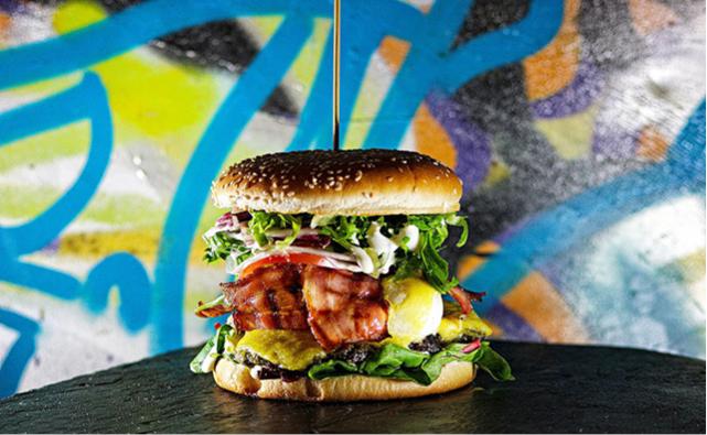 Berlin Burger International [Foto: divulgação]