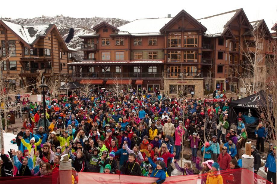 O evento Hi-Fi acontece em março no Aspen-Snowmass e é repleto de shows