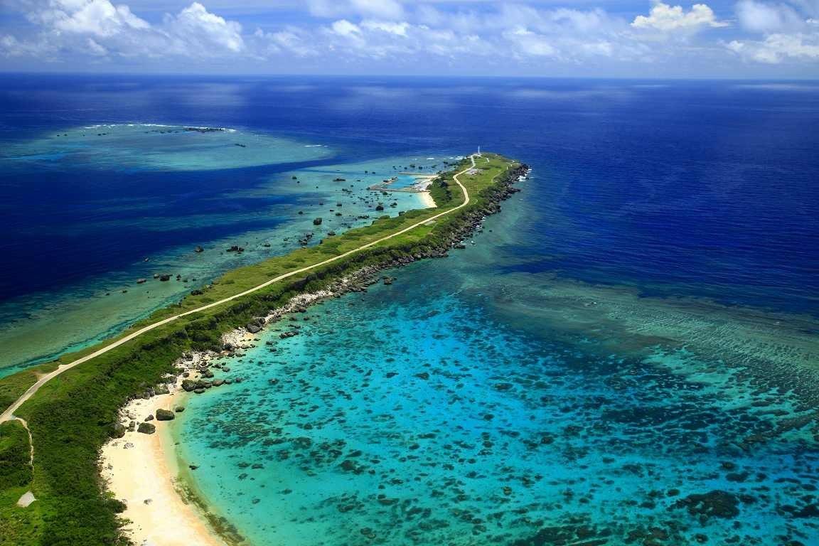 Higashi Hennazaki, Ilhas Miyako, Okinawa, Japão