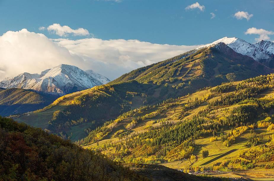 Entre as atividades do alto verão, estão mountain bike, trekking, canoagem, pesca e escalada