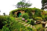 Hobbiton, na Nova Zelândia