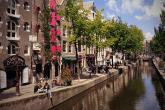 Amsterdam no verão <3