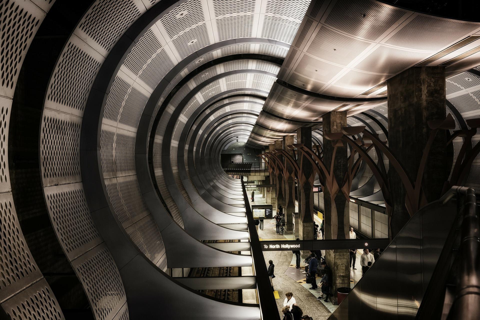 Metrô em Hollywood: uma maravilha, mas não muito abrangente
