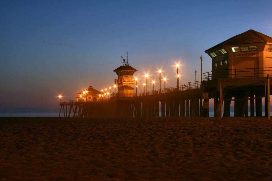 Píer de Huntington Beach
