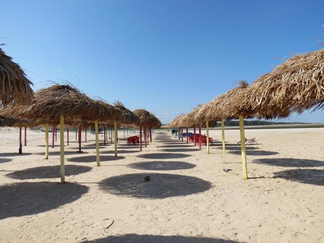 A Praia do Pesqueiro privê