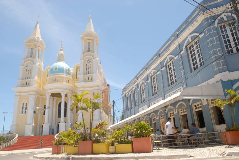 Vida e obra do escritor Jorge Amado podem ser conhecidas em um passeio pelo centro de Ilhéus (BA)