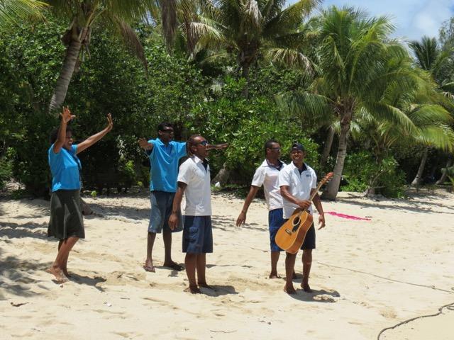 Fijianos: o povo mais feliz do mundo