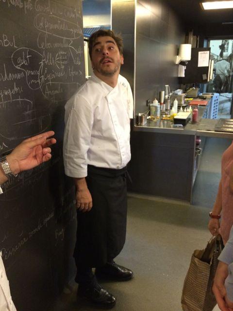 Jordi, o pâtissier mais genial do mundo