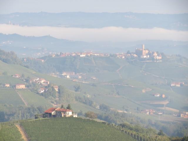 As brumas do Piemonte...
