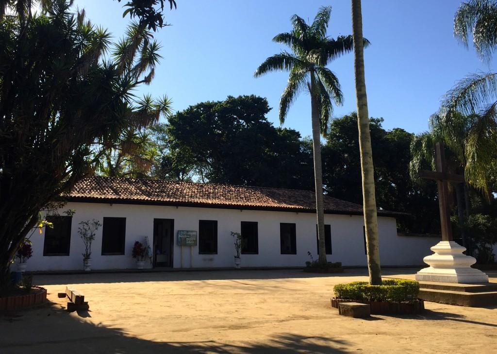 Monteiro Lobato viveu nesta casa até completar 13 anos
