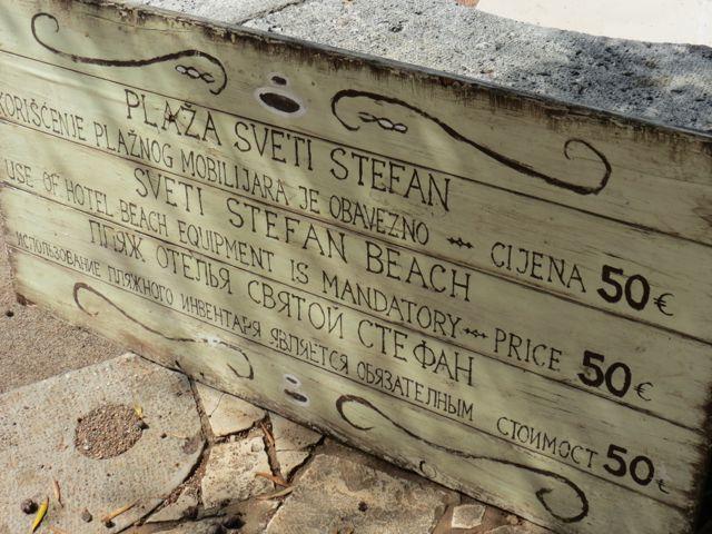 É pegar ou largar: € 50 por um par de espreguiçadeiras na praia do hotel