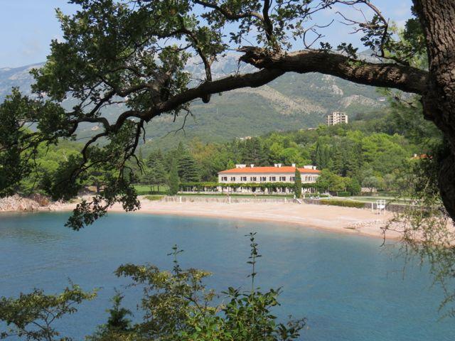 A praia da Villa Milocer: de bobo Tito não tinha nada