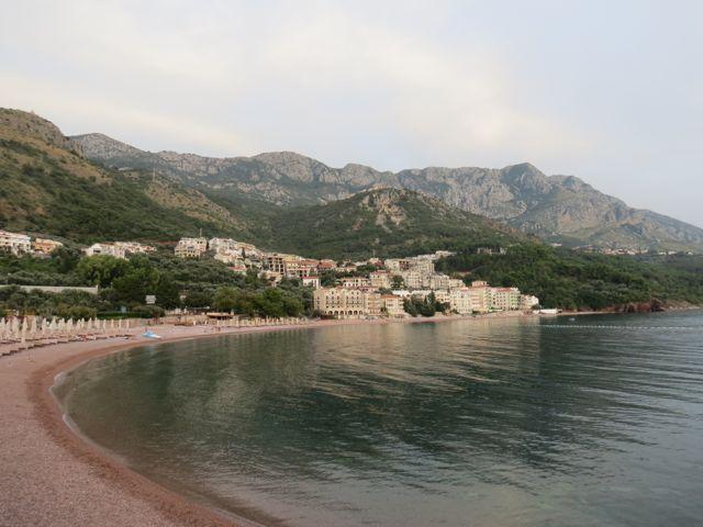 E mais um ângulo da praia pública...