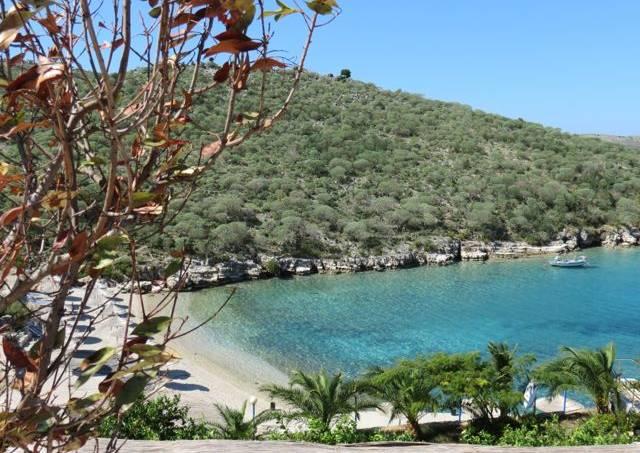 Um teaser da Riviera Albanesa, que vai ser tema do próximo post