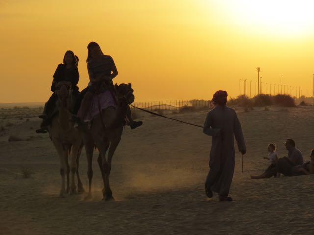 Passeio de camelo: você não precisa pagar esse mico para aproveitar o deserto (mas se essa for a ideia, corra pro abraço)