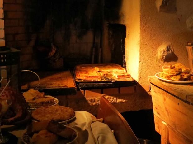 Cheiro de empanada galega num micro lugarzinho