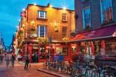 Bicicletas são o meio de transporte preferencial em Dublin, capital da Irlanda