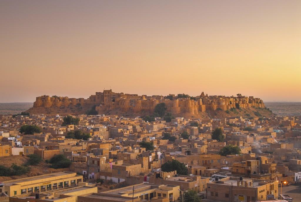 Jaisalmer,-India