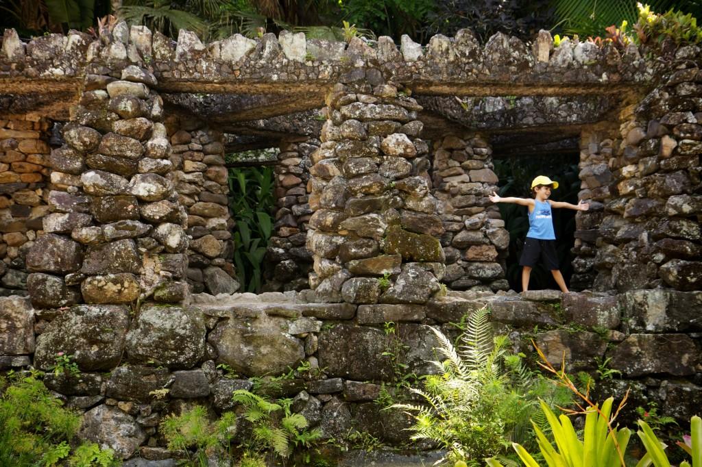 As crianças vão se divertir até nas ruínas! (Foto: Marcin Wichary/Flickr/Creative Commons)