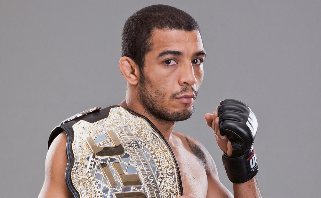 José Aldo, um dos brasileiros que disputam o UFC