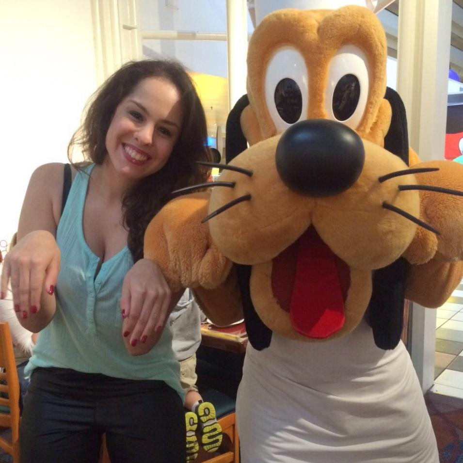 Pluto e Júlia Arneiro