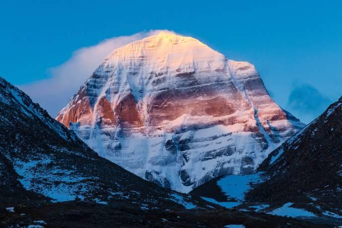 O chino-tibetano Monte Kailash / Divulgação