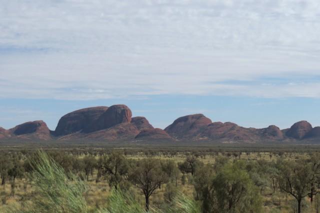 O maior cocuruto é 200 metros mais alto que Uluru!