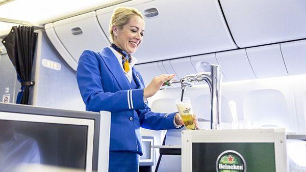 Foto: KLM Airlines/ Divulgação