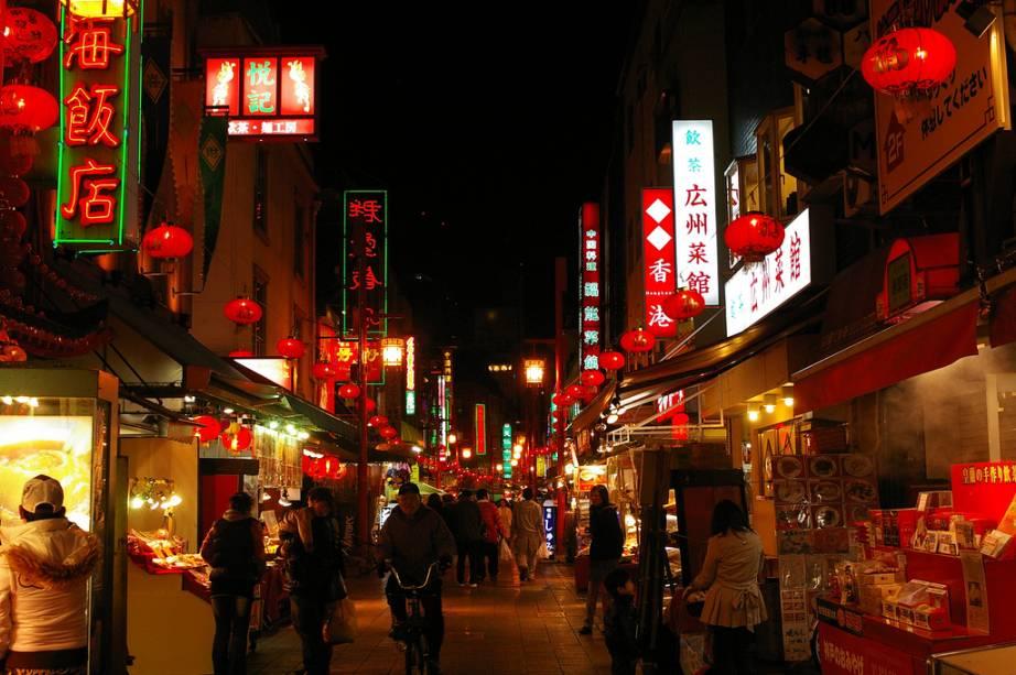 Chinatown de Kobe