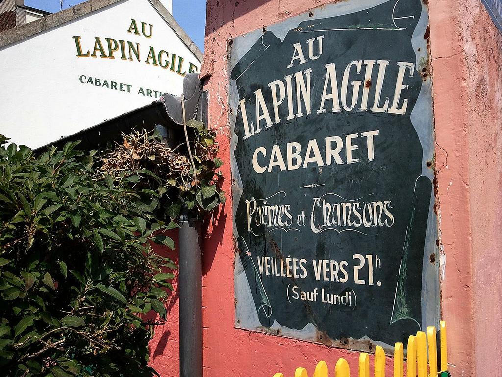 Au Lapin Agile, Paris, França