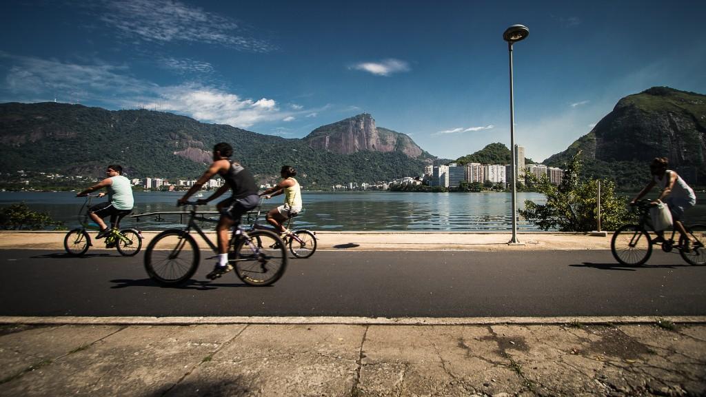 Que tal pedalar com um visual assim? (Foto: Claudia Regina/Flickr/Creative Commons)