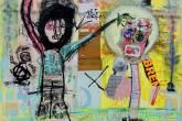 A SP-Arte 2012 reúne obras de diversas galerias do mundo, como esta de Sesper, da Galeria LOGO
