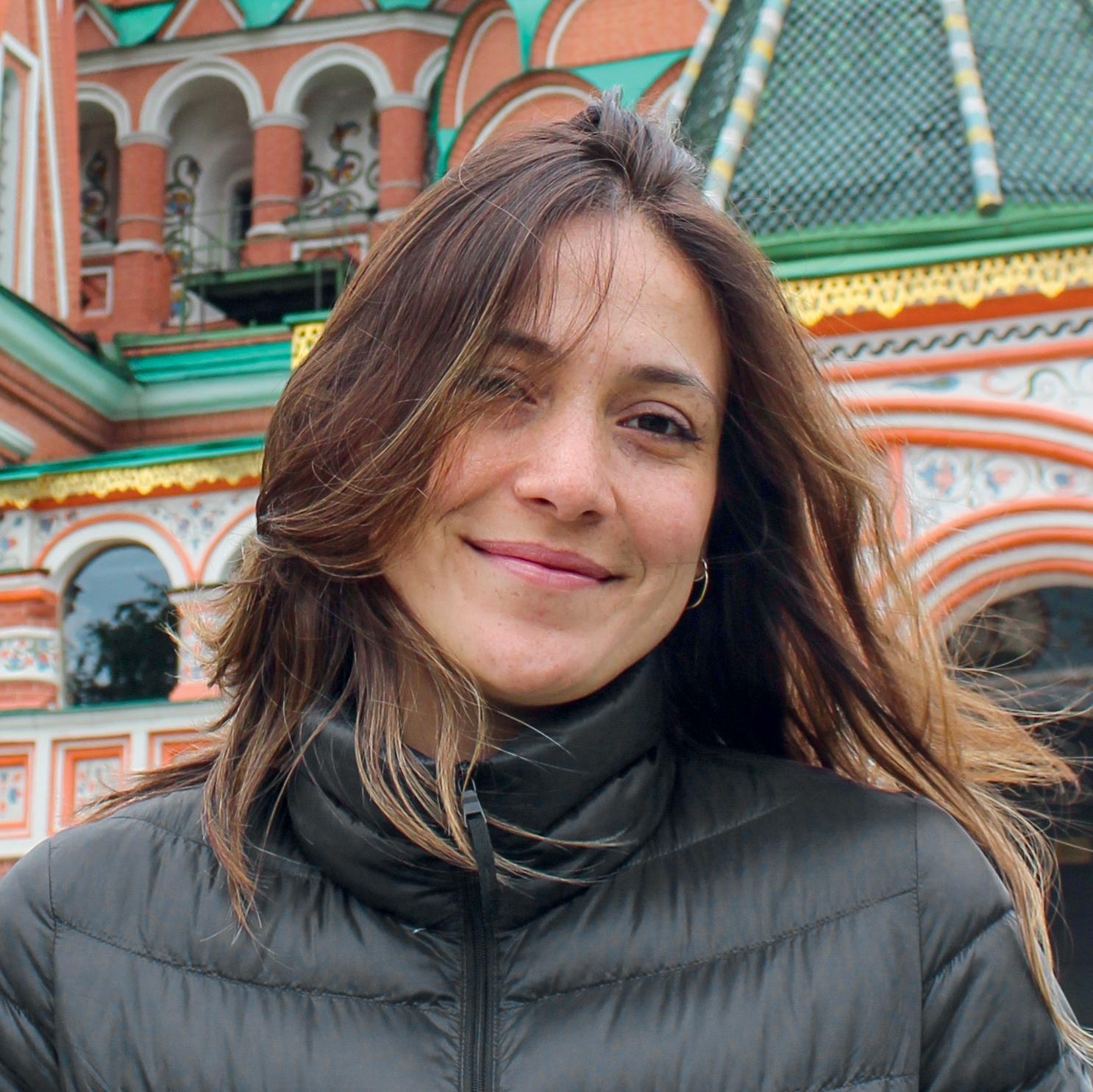 Luciana Araújo está com saudade do bolinho de chuva da vó Zu (foto: arquivo pessoal)