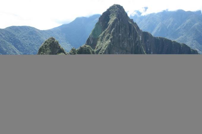 Machu Picchu. Foto tamara Serantes